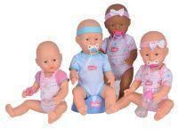 New Born Baby NBB Ethnische Puppe