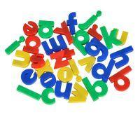 A&F Magnet-Kleinbuchstaben