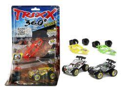 Dickie TRXX03 Trixx 360 - Double Ramp, 3-sort.