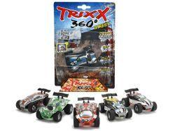 Dickie TRXX01 Trixx 360 - Short Ramp, 6-sort.