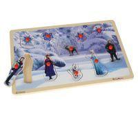 Eichhorn Frozen Steckpuzzle