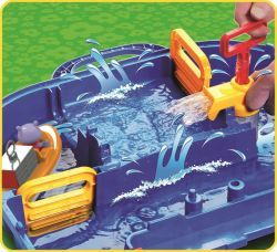 Wasserpumpe, Wasserspielzeug