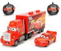 Dickie RC Turbo Mack Truck + Lightning McQueen  Cars 3  1:24