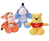 Winnie the Puuh Disney WTP Flopsies Refresh, 25cm