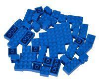 Simba Blox 50 blaue Steine i. Folienbeutel