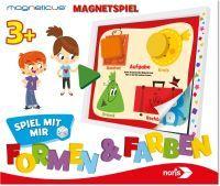 Noris Magneticus Spiel mit mir-Formen & Farben