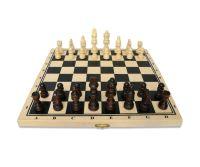 Noris Deluxe Holz - Schach