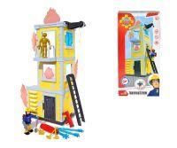 Simba Sam Großer Trainings-Turm mit Figur