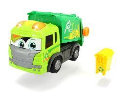 Dickie Happy Scania Garbage Truck