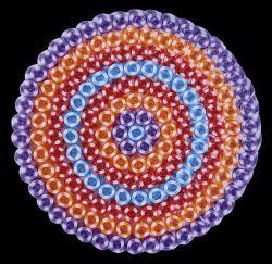 Art & Fun A&F 1.000 Bügelperlen Multi-Color