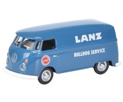 Schuco VW T1 LANZ BULLDOG SERV. 1:87
