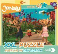 Noris JoNaLu XXL Puzz. - Ausflug in den Garten