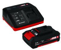 Einhell 18V 2,0Ah PXC Starter Kit PXC-Starter-Kit Akku & Ladegerät