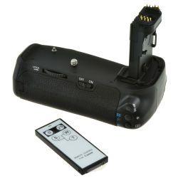 Jupio Batteriegriff für Canon EOS 70D