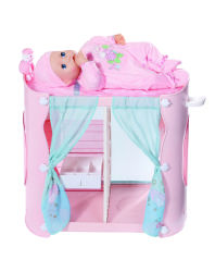 Zapf Baby Annabell Sweet Dreams 2-in-1 Unit