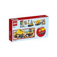 LEGO JUNIORS GROßE BAUSTELLE 10734