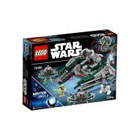 Lego Star Wars Yodas Starfighter