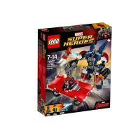 Lego Marvel Super Heroes Spielset 76077 - Iron Man gegen Detroit Steel