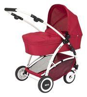 BRIO® Puppenwagen Spin rot 24900