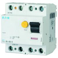 Eaton Fehlerstromschutzschalter 4-polig 40A 30mA Typ G/A PFIM-40/4/003-XG/A