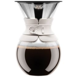 Bodum Pour Over Kaffeebereiter 0.5l creme (11592-913)