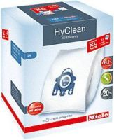 Miele Typ G/N HyClean 3D Efficiency XL Pack Staubsaugerbeutel