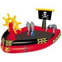 Planschbecken Pirat