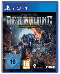 Deathwing: Space Hulk Enhanced Edition (PS4) Englisch