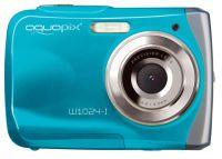 """EasyPix Aquapix W1024-I """"Splash"""" Iceblue (100"""