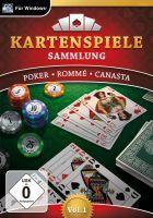 Kartenspielesammlung Vol.1 (PC)