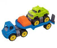 BIG Power Worker Mini Monstertruck-Set