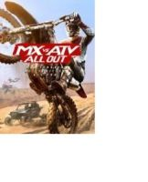 THQ MX vs ATV All Out - Xbox One Videospiel Standard