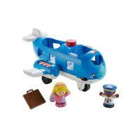 Mattel FP Little People Flugzeug (FKX05)