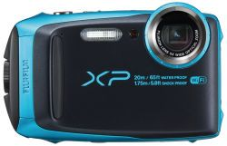 Fujifilm FinePix XP120 light blue