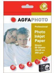 AgfaPhoto Professional Photo Paper 260 g 10x15 cm 50 Blatt