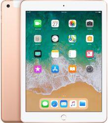 "Apple iPad 128GB 3G 4G Gold Apple A10 Tablet iPad, Wi-Fi + Cellular, Apple SIM, 9.7"", 2048 x 1536, A10 + M10, 128GB, 802.11a/b/g/n/ac(2.4GHz & 5GHz), LTE 128 GB Gold - 9,7"" Tablet - 24,6cm-Display"