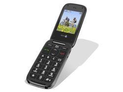 Doro PhoneEasy 613 (schwarz-schwarz)