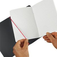 Herlitz Notizh.my.book flex A6 sw (11361599)