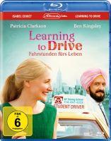 Learning to Drive - Fahrstunden fürs Leben (Blu-ray)