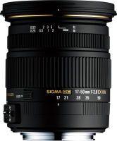 SIGMA 17-50mm F2.8 EX DC OS HSM SLR Standard Zoomobjektiv Schwarz