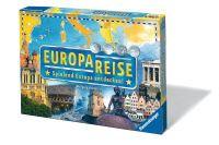 """Ravensburger Familienspiele """"Europareise"""" 10 - 99 Jahre Geografie Spiele von Ravenburger"""