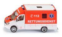 SUPER Rettungswagen, Modellfahrzeug