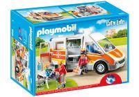 Playmobil City Life 6685 Krankenwagen mit Licht und Sound