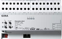Gira Universal-Dimmaktor 4-fach KNX/EIB System REG plus