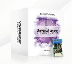 Fibaro Universalsensor mit Binäreingang - Z-Wave