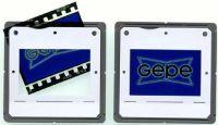 1x200 Gepe CS-Klapprahmen 1,8mm  glaslos              7055