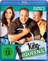 The King of Queens in HD - Staffel 8 (2 Blu-rays)