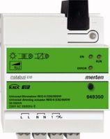 Merten Universal-Dimmaktor REG-K/230/500 W lichtgrau