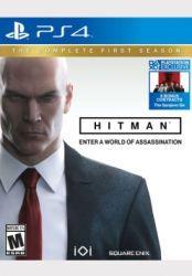 HITMAN: Die komplette erste Season - Day One Edition (PS4) Englisch