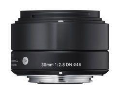 Sigma 2,8/30 DN schwarz      MFT